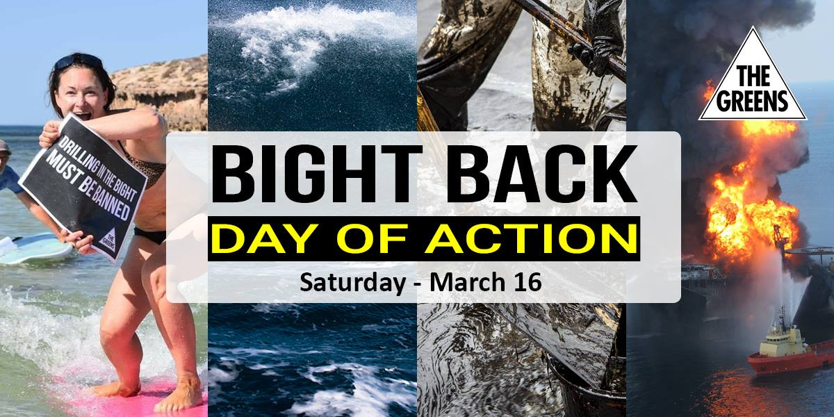 Protect the Bight - Bight Back Day of Action